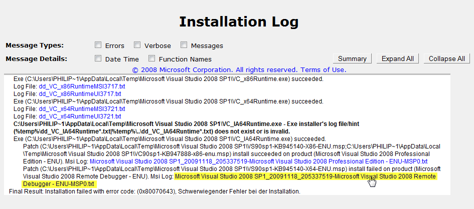 vs08sp1_installation_log